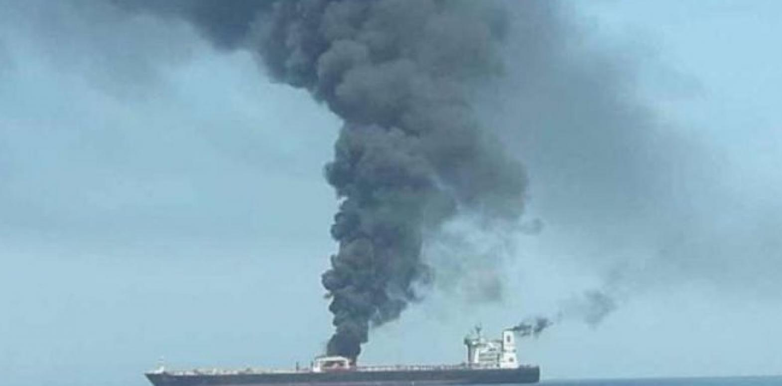 Цены на нефть растут после атаки на танкеры в Оманском заливе