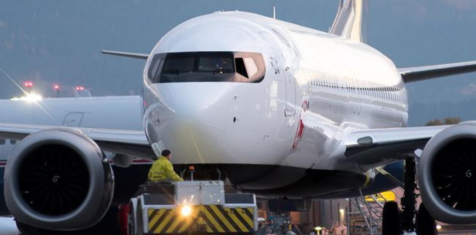 В Boeing заявили о значительных убытках из-за лайнеров 737 MAX