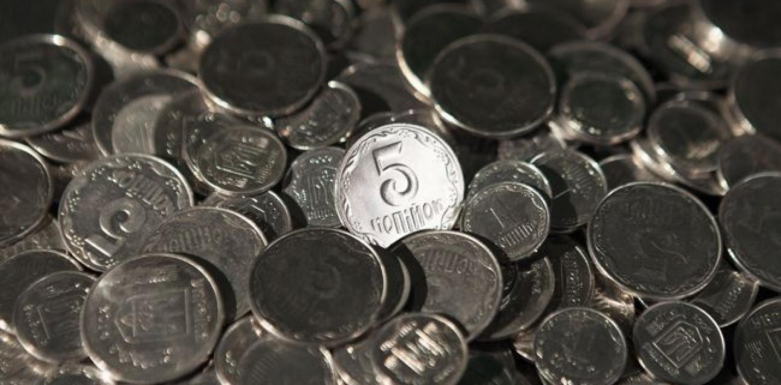 НБУ назвал количество изъятых монет мелких номиналов