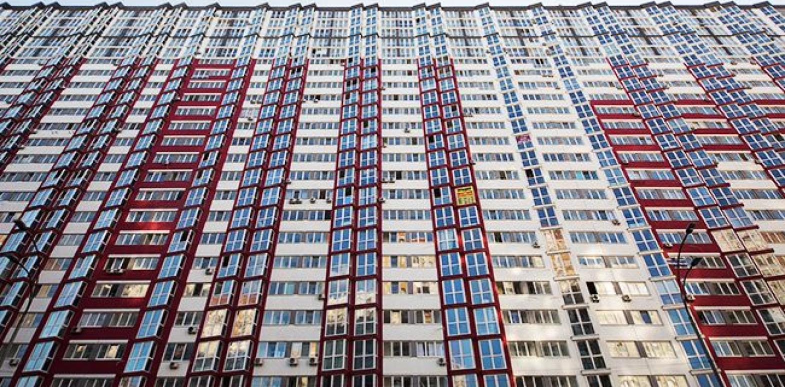 Госстат назвал среднюю площадь новых квартир и домов