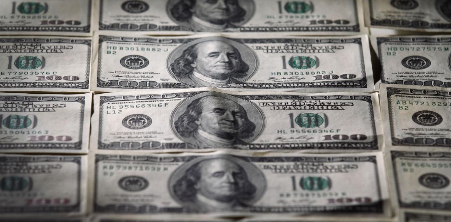 Курс доллара на межбанке опустился ниже психологической отметки