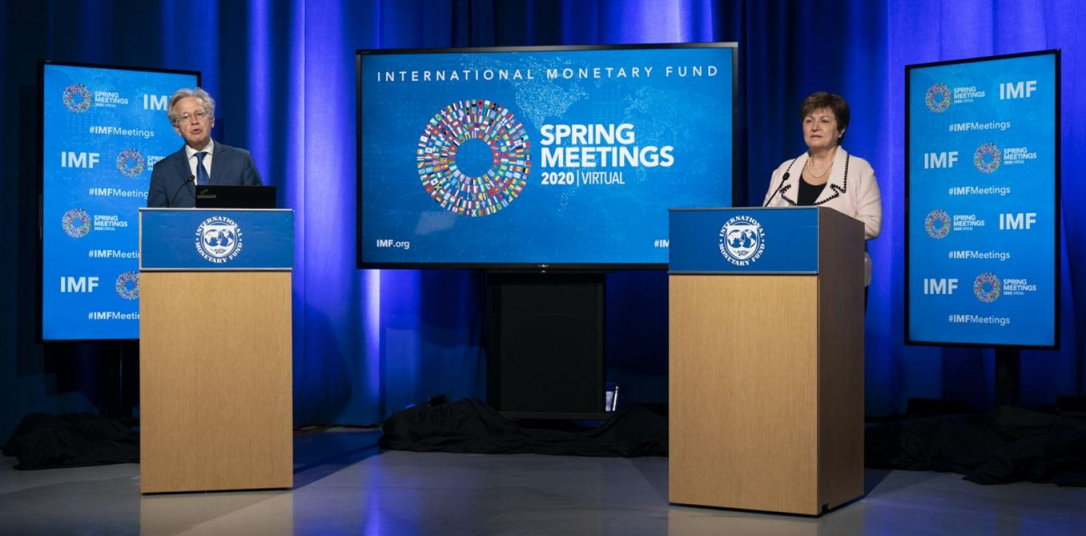 МВФ подтвердил намерение оказать помощь Украине в условиях кризиса