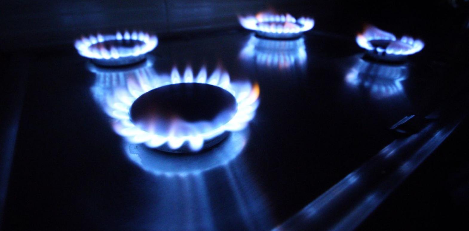 Цена импортного газа упала ниже 100 долларов