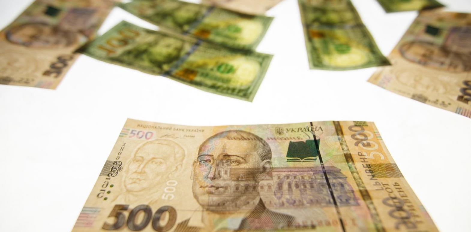 Курс доллара на межбанке поднялся выше 27 гривен