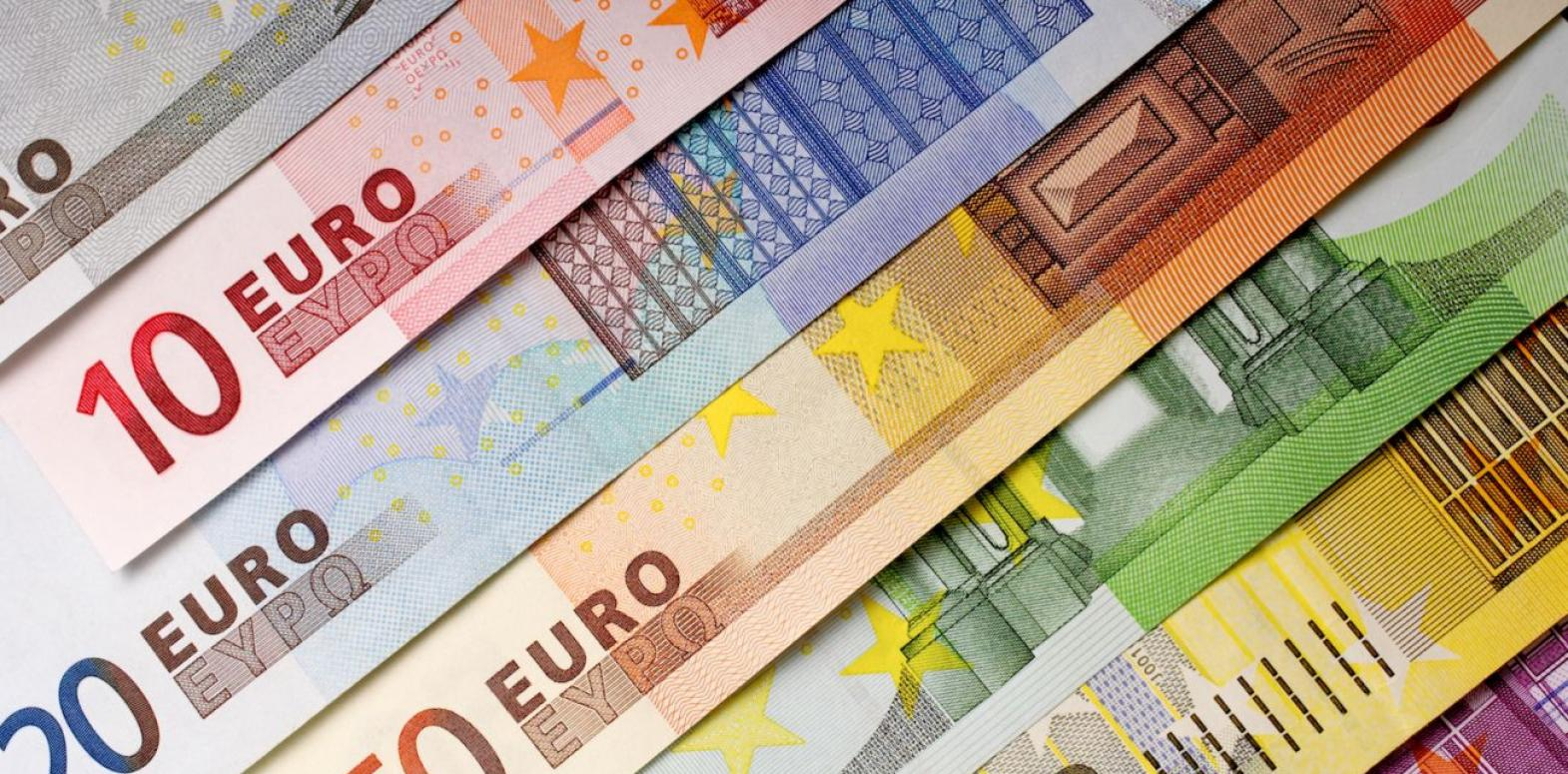 Курс евро вырос до максимума с февраля 2018 года