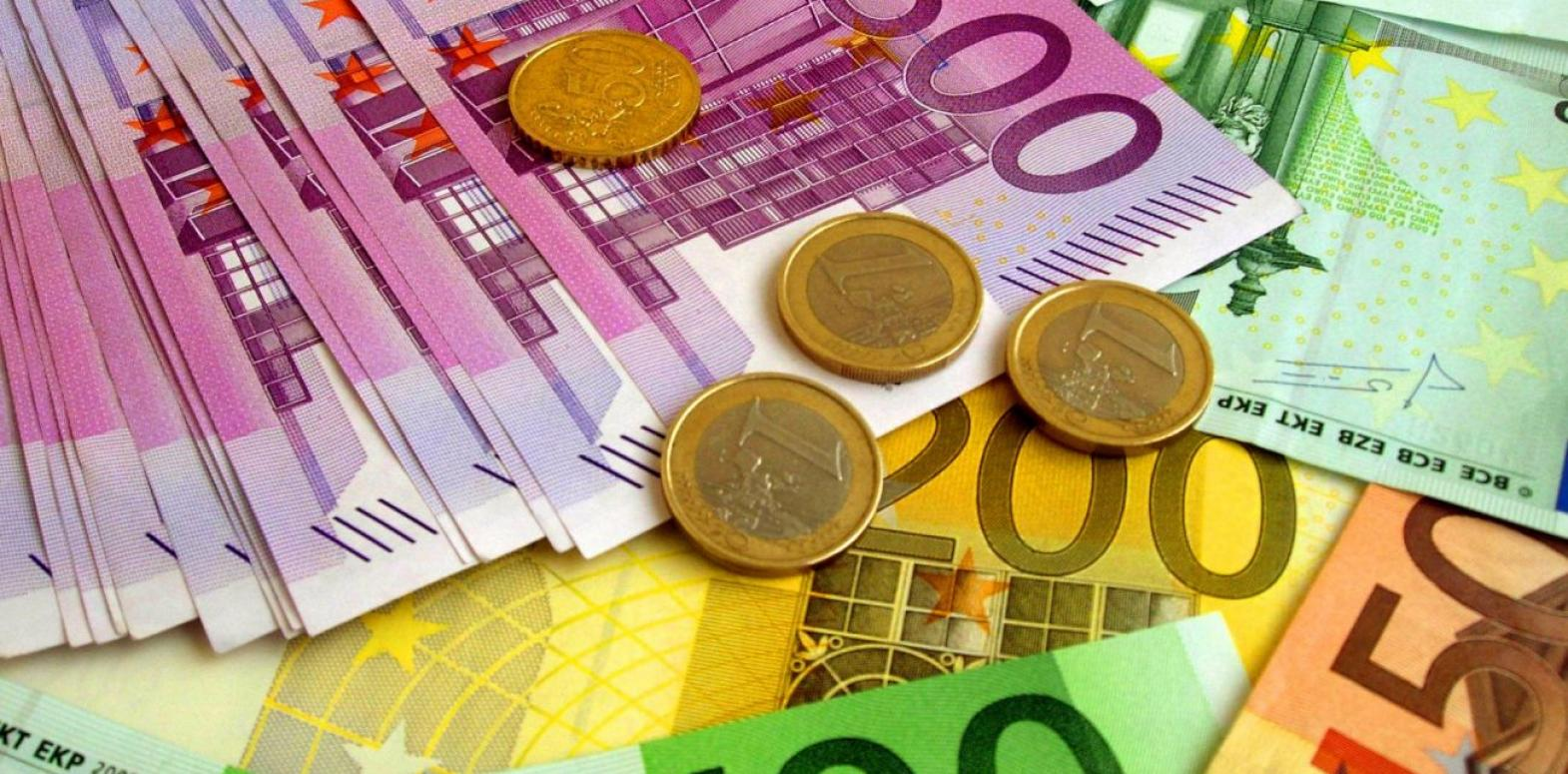 НБУ поднял курс евро выше 34 гривен