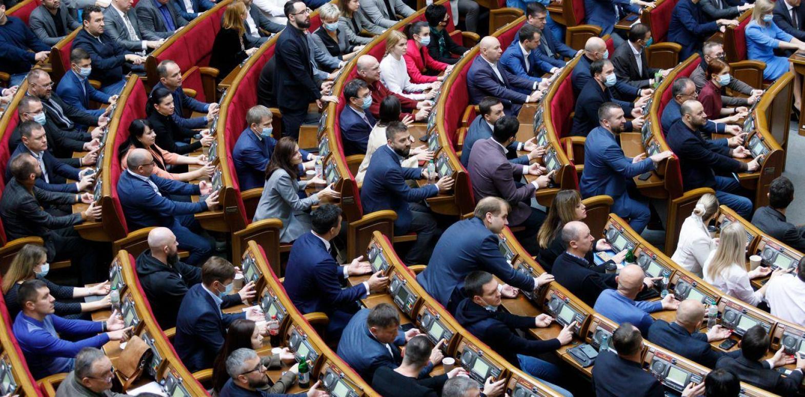 Бизнес призвал парламент обновить законодательство об авторском и смежных правах